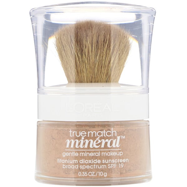 L'Oreal, True Match Mineral Foundation, C4-5/465 Classic Beige , .35 oz (10 g)