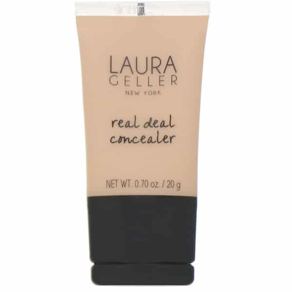 Laura Geller, Real Deal Concealer, Light, 0.7 oz (20 g)