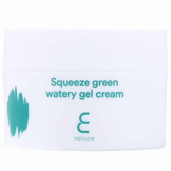 E-Nature, Squeeze Green Watery Gel Cream, 1.6 fl oz (50 ml)