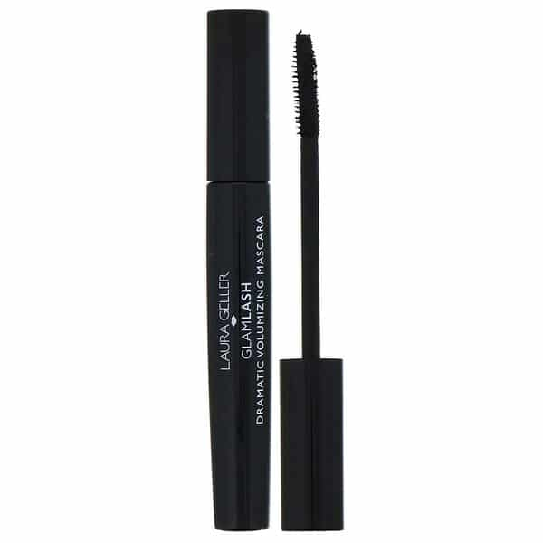 Laura Geller, GlamLash, Dramatic Volumizing Mascara, Black, 0.33 fl oz (10 ml)