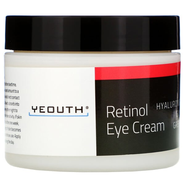 Yeouth, Retinol Eye Cream, 2 fl oz (60 ml)