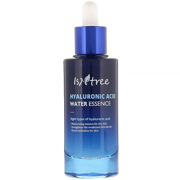 Isntree, Hyaluronic Acid Water Essence, 1.69 fl oz (50 ml)