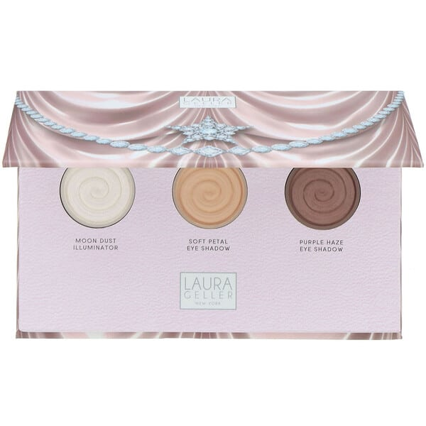 Laura Geller, Red Carpet Ready Palette, Face & Eyes, 0.04 oz (1.2 g)