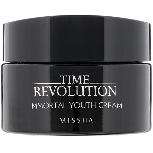 Missha, Time Revolution, Immortal Youth Cream, 50 ml