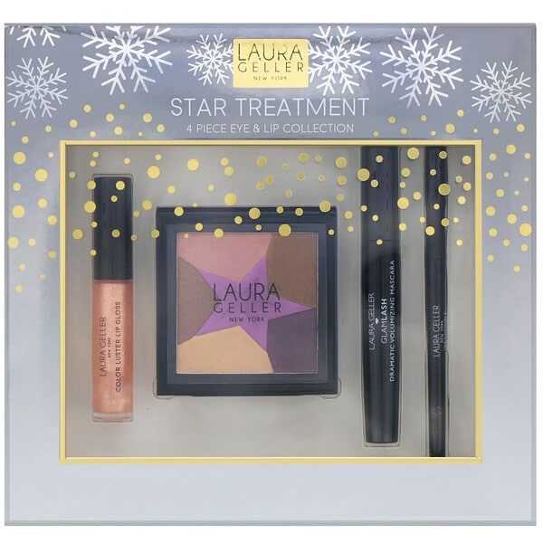 Laura Geller, Star Treatment, 4 Piece Eye & Lip Collection