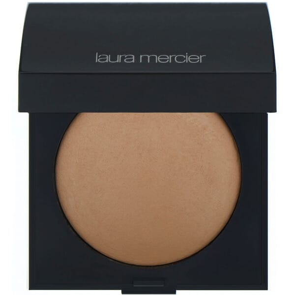 Laura Mercier, Matte Radiance Baked Powder, 03 Bronze Golden Nude, 0.26 oz (7.50 g)