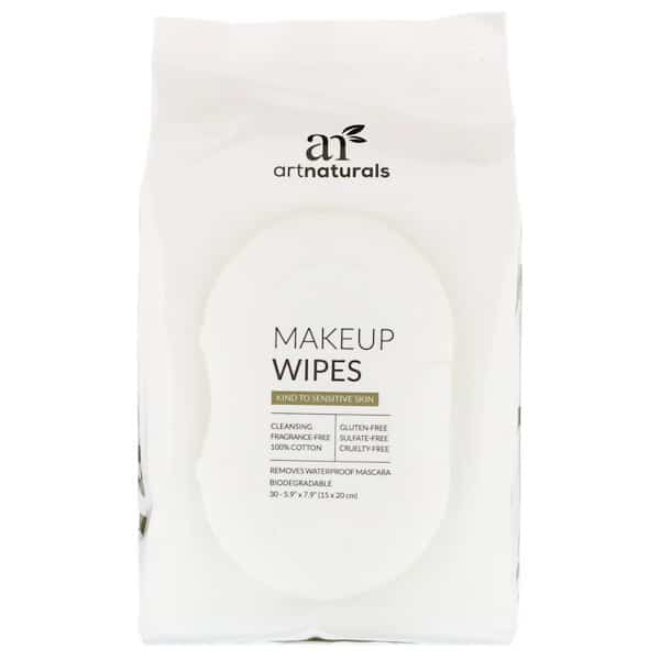 Artnaturals, Makeup Wipes, 30 Wipes