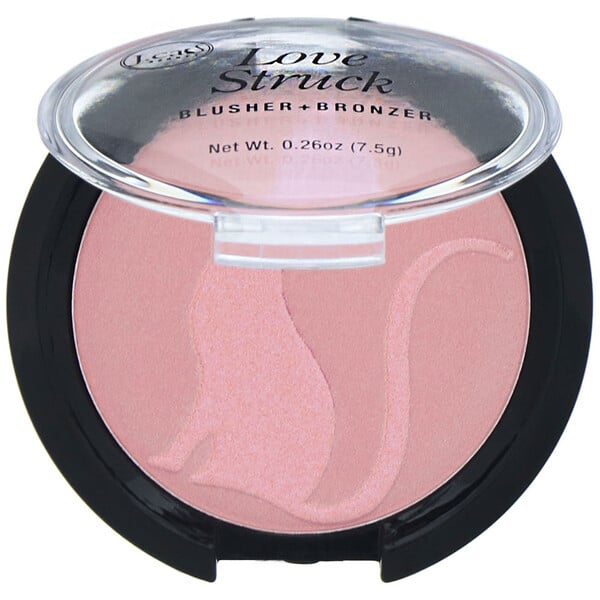 J.Cat Beauty, Love Struck, Blusher + Bronzer, LGP101 Sweet Pea Pink, 0.26 oz (7.5 g)