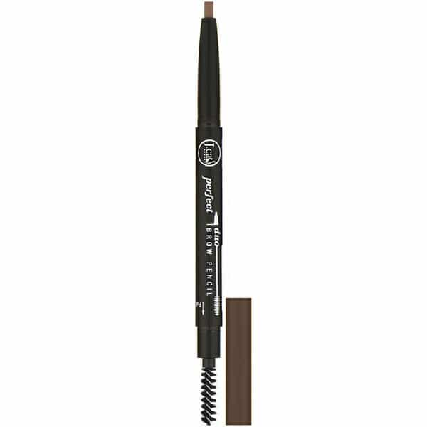 J.Cat Beauty, Perfect Duo Brow Pencil, BDP103 Chestnut, 0.009 oz (0.25 g)