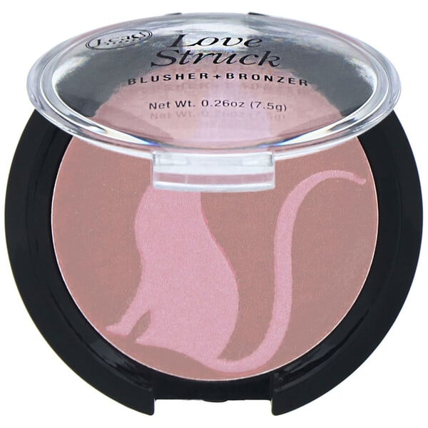 J.Cat Beauty, Love Struck, Blusher + Bronzer, LGP102 Honey Bunches, 0.26 oz (7.5 g)