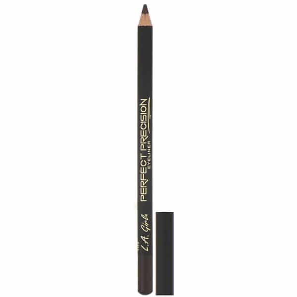 L.A. Girl, Perfect Precision Eyeliner, Dark Brown, 0.05 oz (1.49 g)