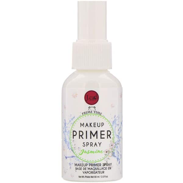 J.Cat Beauty, Makeup Primer Spray, PS102 Jasmine, 2 fl oz (60 ml)