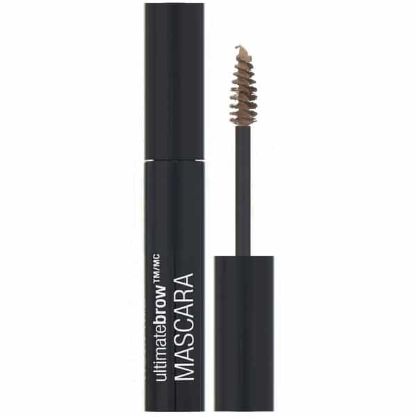 Wet n Wild, Ultimate Brow Mascara, Nothing But Bru-Nette, 0.23 fl oz (7 ml)