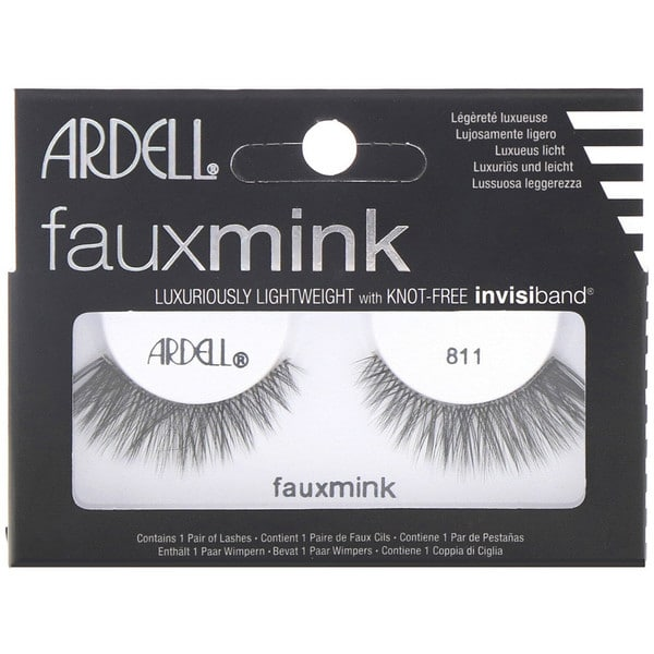 Ardell, Faux Mink, Luxuriously Lightweight Lash, 1 Pair