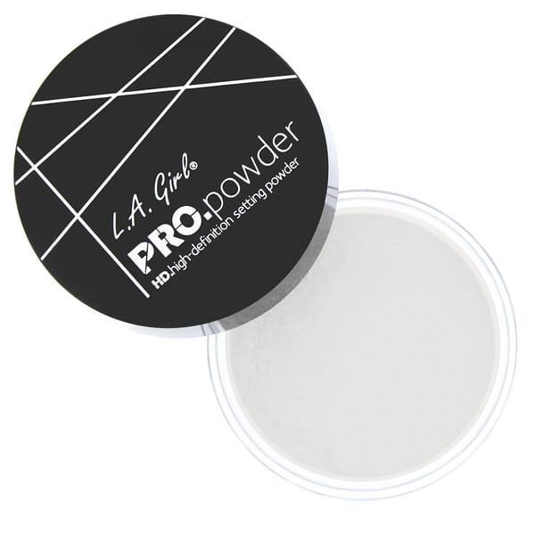 L.A. Girl, Pro HD Setting Powder, Translucent, 0.17 oz (5 g)