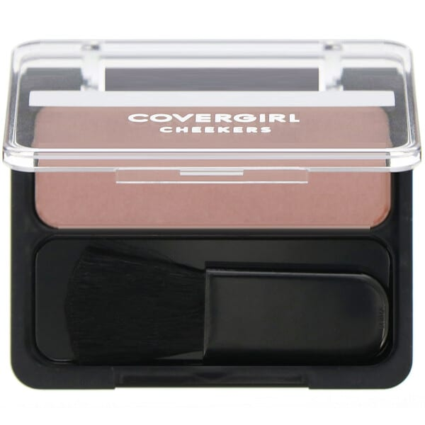 Covergirl, Cheekers, Blush, 183 Natural Twinkle, .12 oz (3 g)