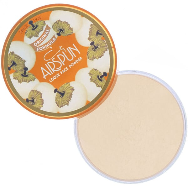 Airspun, Loose Face Powder, Translucent 070-24, 2.3 oz (65 g)