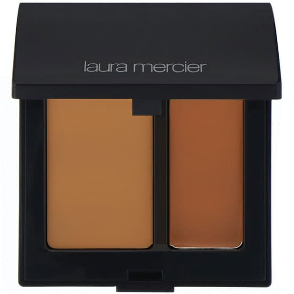 Laura Mercier, Secret Camouflage, Concealer, SC-7 Deep With Honey Skin Tones, 0.20 oz (5.92 g)