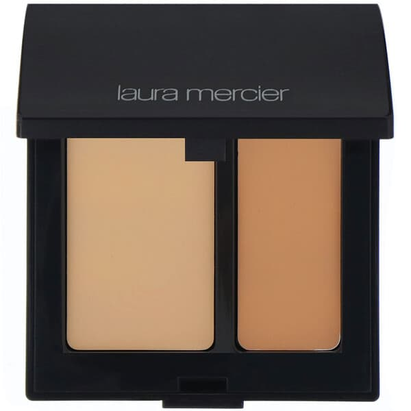 Laura Mercier, Secret Camouflage, Concealer, SC-5 Suntanned And Dark Skin Tones, 0.20 oz (5.92 g)