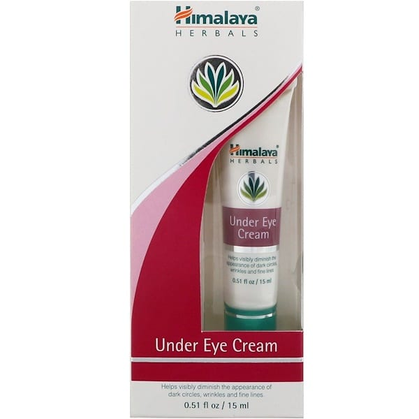 Himalaya, Under Eye Cream, 0.51 fl oz (15 ml)