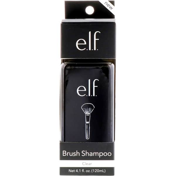 E.L.F., Brush Shampoo, Clear, 4.1 fl oz (120 ml)