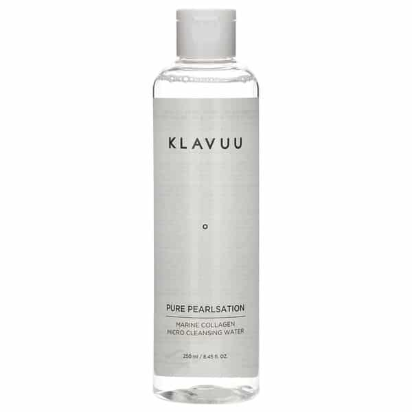 KLAVUU, Pure Pearlsation, Marine Collagen Micro Cleansing Water, 8.45 fl oz (250 ml)