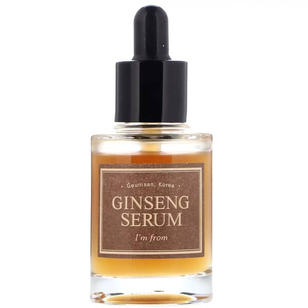 I'm From, Ginseng Serum, 30 ml
