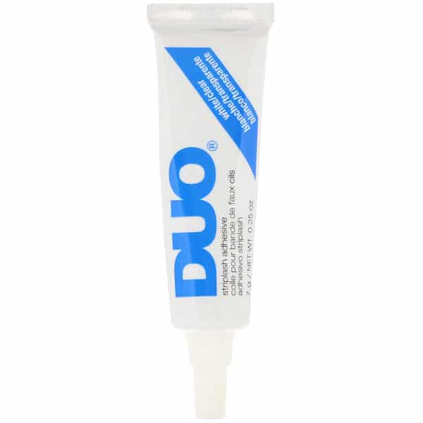 DUO, Striplash Adhesive, White/Clear, 0.25 oz (7 g)
