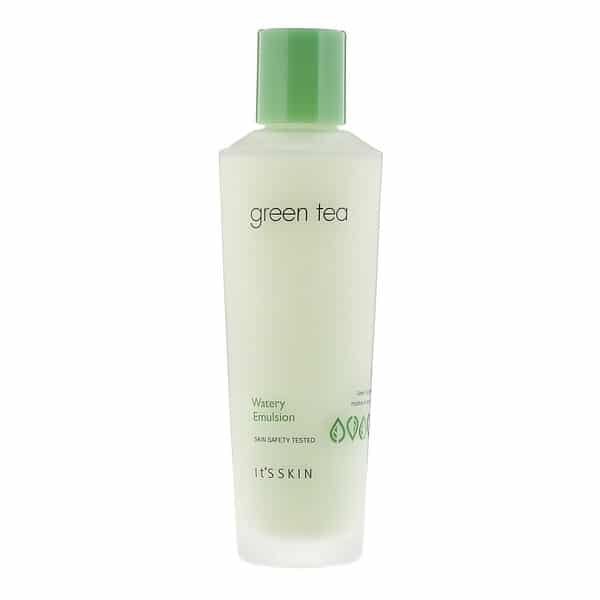 It's Skin, Green Tea, Watery Emulsion, 150 ml