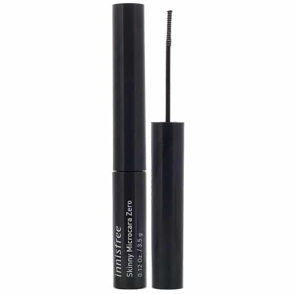 Innisfree, Skinny Microcara Zero, Black, 0.12 oz (3.5 g)