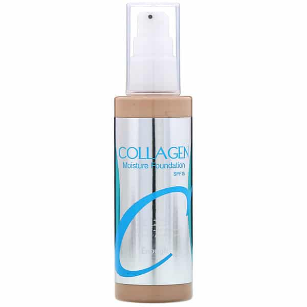 Enough, Collagen, Moisture Foundation, SPF 15, #13, 3.38 fl oz (100 ml)