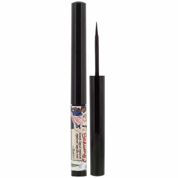theBalm Cosmetics, Schwing, Liquid Eyeliner, Black, 0.06 fl oz (1.7 ml)