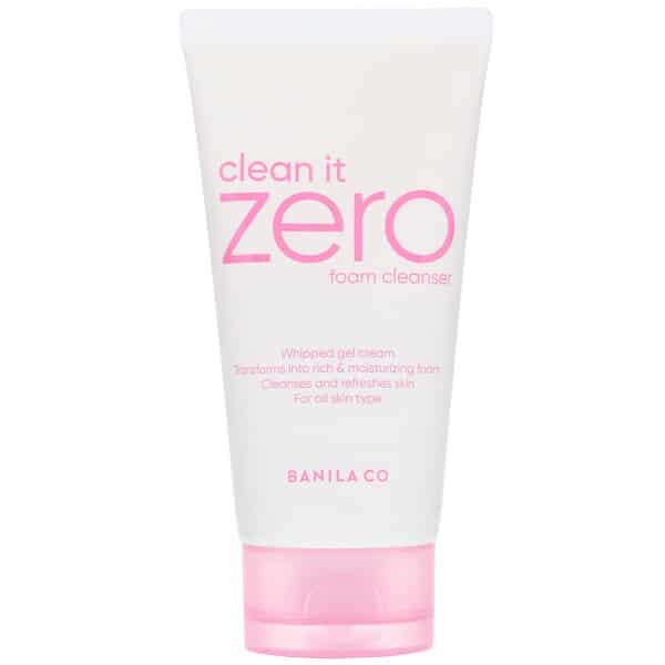 Banila Co., Clean It Zero, Foam Cleanser, 5.07 fl oz (150 ml)