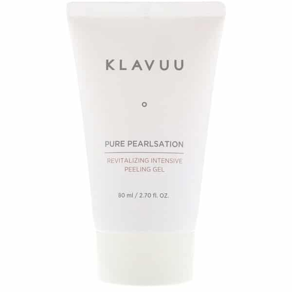 KLAVUU, Pure Pearlsation, Revitalizing Intensive Peeling Gel, 2.70 fl oz (80 ml)