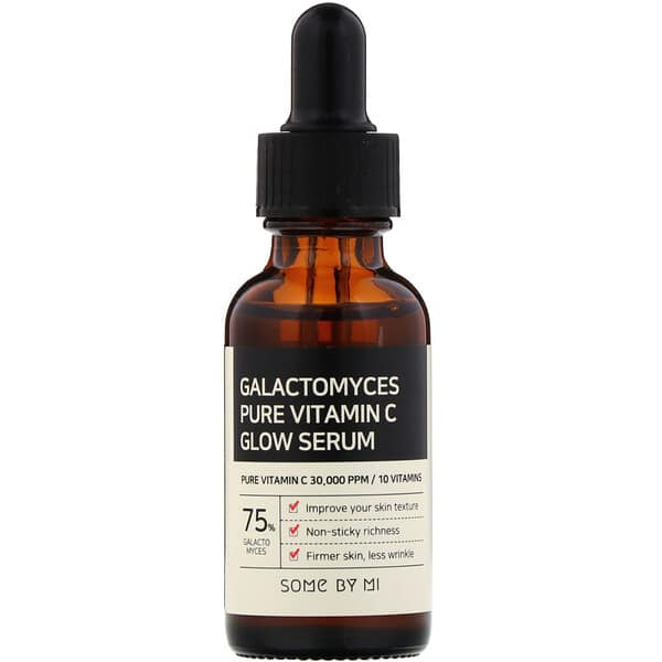 Some By Mi, Galactomyces Pure Vitamin C Glow Serum, 30 ml