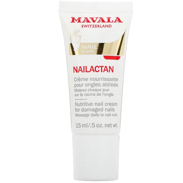 Mavala, Nailactan, Nourishing Nail Cream, 0.5 oz (15 ml)