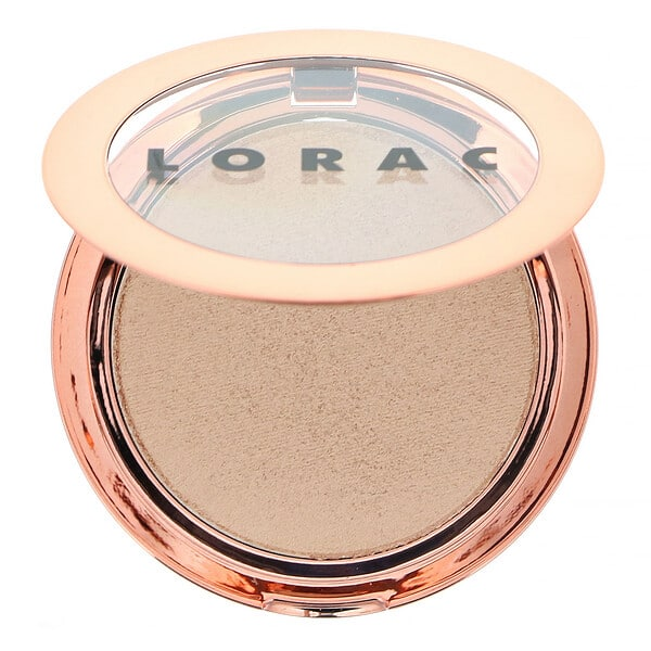 Lorac, Light Source, Mega Beam Highlighter, Gilded Lily, 0.22 oz (6.5 g)