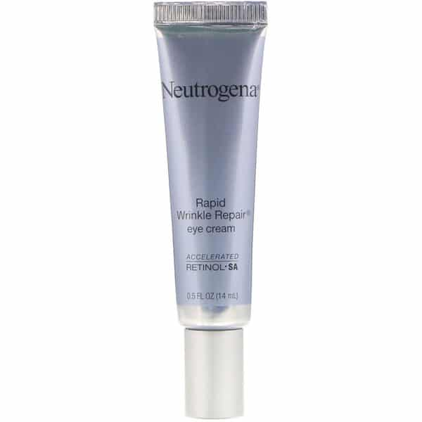 Neutrogena, Rapid Wrinkle Repair, Eye Cream, 0.5 fl oz (14 ml)