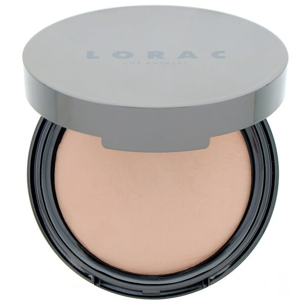 Lorac, POREfection Baked Perfecting Powder, PF2 Light, 0.32 oz (9 g)