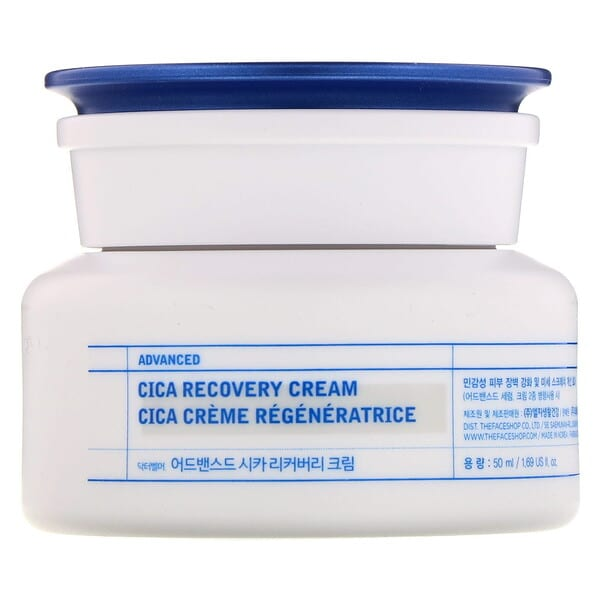 Dr. Belmeur, Advanced, Cica Recovery Cream, 1.69 fl oz (50 ml)
