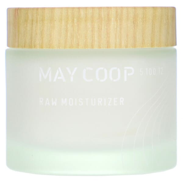 May Coop, Raw Moisturizer, 80 ml