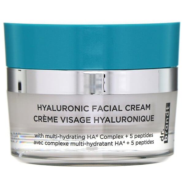 Dr. Brandt, Hyaluronic Facial Cream, 1.7 oz (50 g)