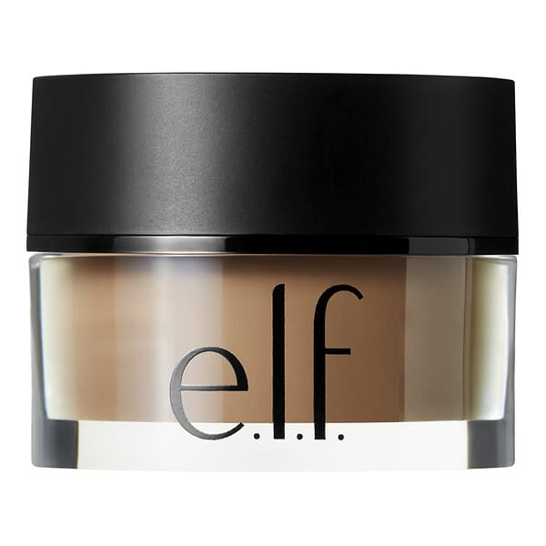 E.L.F., Lock On, Liner And Brow Cream, Light Brown, 0.19 oz (5.5 g)
