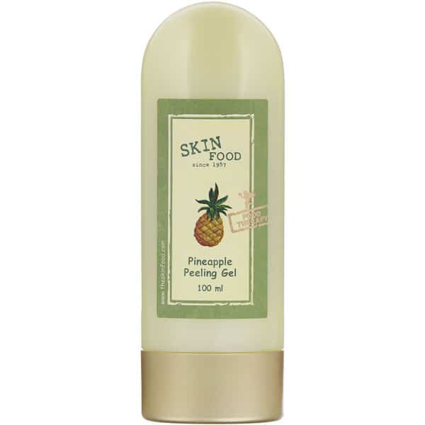 Skinfood, Pineapple Peeling Gel, 100 ml