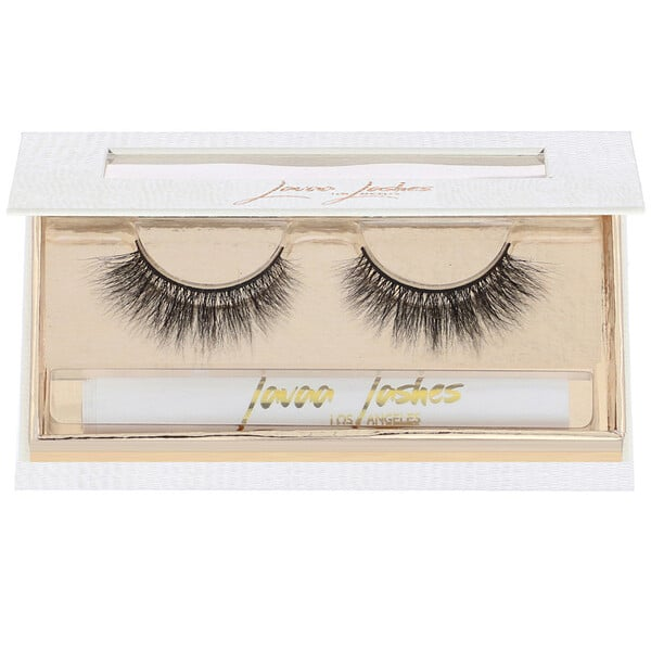 Lavaa Lashes, Sweetheart, 3D Mink False Eyelashes, 1 Pair