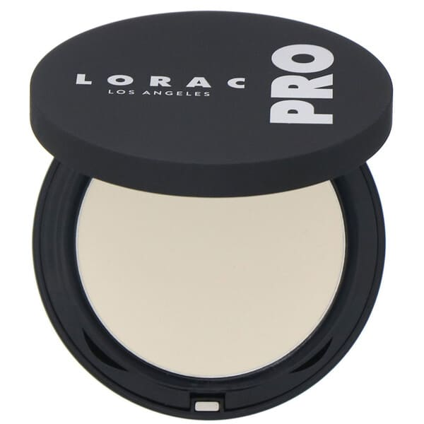 Lorac, Pro Blurring Translucent Pressed Powder, 0.246 oz (7 g)