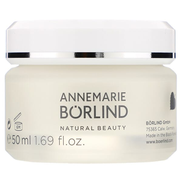 AnneMarie Borlind, AquaNature, Rehydrating Night Cream, 1.69 fl oz (50 ml)