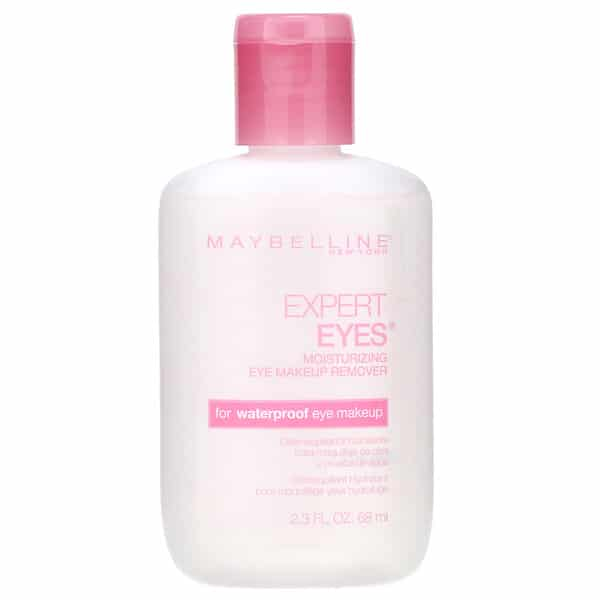 Maybelline, Expert Eyes, Moisturizing Eye Makeup Remover, 2.3 fl oz (68 ml)