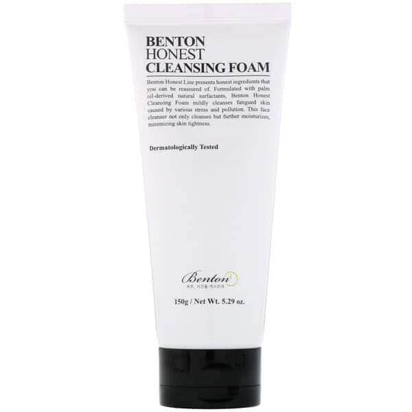 Benton, Honest Cleansing Foam, 150 g