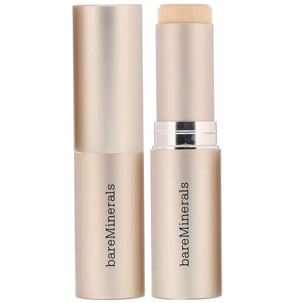bareMinerals, Complexion Rescue, Hydrating Foundation Stick, SPF 25, Buttercream 03, 0.35 oz (10 g)